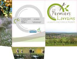 chambre d agriculture lorraine equipement complet de com pour les fermiers lorrains publiscope