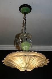 Interior Antique Ceiling Light Fixtures - antique art deco lamps foter