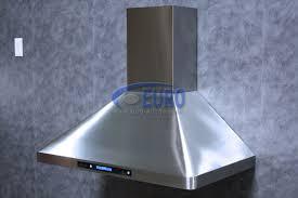 36 Under Cabinet Range Hood Stainless Steel Airpro 36 Inch Wall Mounted Stainless Steel Range Hood Ap238