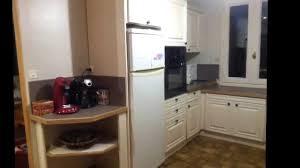cuisine beige et gris beau cuisine beige et gris et cuisine repeinte bois chaane beige