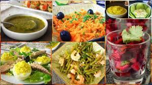 chhiwate ramadan cuisine marocaine recette ramadan 2016 les salades le cuisine de samar