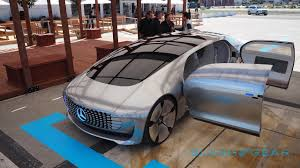 how mercedes u0027 f 015 self driving car is shaping smart cities