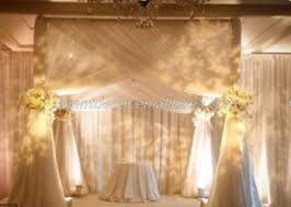 wedding backdrop on stage silk back stage decoration wedding backdrops and drapes buy