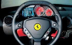 enzo steering wheel 2003 enzo
