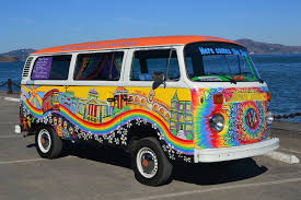 volkswagen bus 2014 hippie buses san francisco love tours san francisco love tours