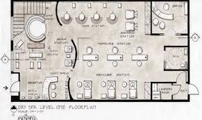 small hair salon layouts floor plans day spa home building plans
