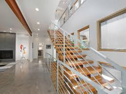 interior gorgeous staircase decorating design ideas with black