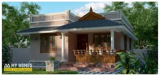 budget houses in kerala kerala home plans and designs