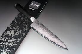 Kitchen Knive Shikisai Miyako 33 Layer Damascus Aus8 Chef Knife Gyuto 180mm
