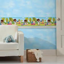 Decorative Wallpaper Borders Wall Borders For Kids Rooms Interiors Design