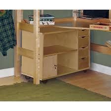 epoch design gabriel full loft bed u0026 reviews wayfair
