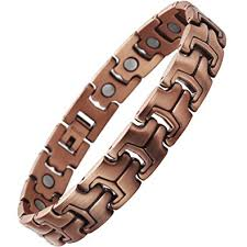 magnetic clip bracelet images Viterou mens magnetic pure copper bracelet with high jpg