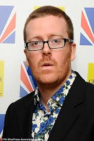 frankie boyle u0027s comedy show tramadol nights is axed after just one