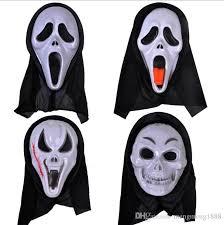 christmas halloween devil mask scream death the ghost face skull