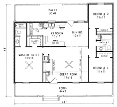 greeley country lowcountry home plan 069d 0006 house plans and more