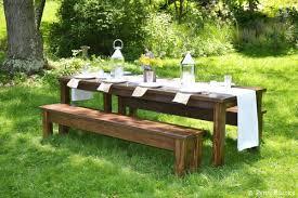 picnic table rental rentals penn rustics