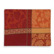 buy thanksgiving placemats from bed bath beyond