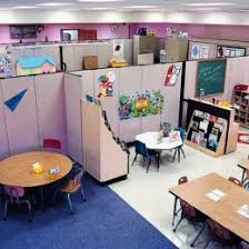 Daycare Room Dividers - classroom partitions photos screenflex