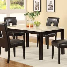 Kitchen Table Sets With Bench Seating Dining Room Contemporary Round Dining Table For 6 Dining Set