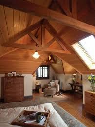 16 great attic bedroom design ideas with wood furniture interior