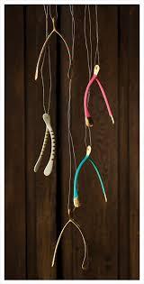 large wishbone ornament holidays glitterville products i