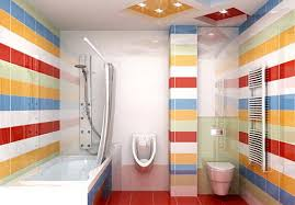 bathroom designs for kids for well colorful and fun kids bathroom