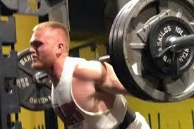 Crush Grip Dumbbell Bench Press Weightlifter Crushed To Death On Bench Press After Weights Slipped