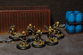 Miniature by Mercs The Miniature Skirmish Game I Can Play During My Lunch Hour