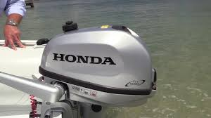honda launches new 4hp 5hp and 6hp outboards youtube
