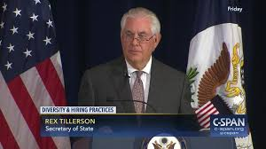 Washington Secretary Of State Legacy by State Rex Tillerson Delivers Remarks Feb 2 2017 Video C Span Org