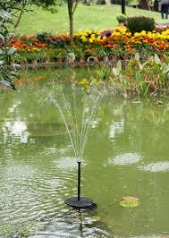 Laghetto Artificiale Fai Da Te by Pk Pompa Solare Per Fontana Di Acqua Con Pannello Di 70 Cm Amazon