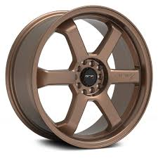 nissan sentra wheel bolt pattern drifz 303bz hole shot satin bronze honda fit rims pinterest