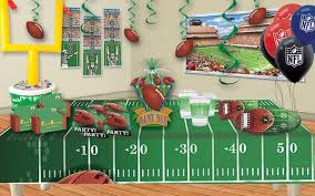 cheap party supplies nfl party supplies decorations partycheap