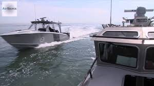 worlds fastest law enforcement boat midnight express cigarette