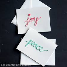 create own christmas cards with photos christmas lights card and