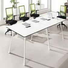 White Conference Table China Modern White Conference Table For Office Furniture China