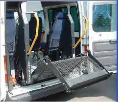 pedana per disabili sollevatore a pedana bibraccio piattaforma pieghata