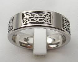 contemporary scottish jewellery designers celtic titanium rings online love2have in the uk