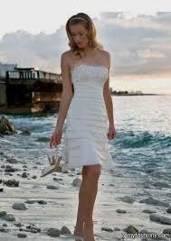 casual short wedding dress for the beach 2016 2017 b2b fashion