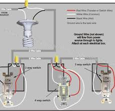 extraordinary 3 way switch wiring diagram house electrical