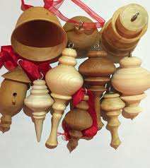 11 best turned ornaments images on lathe projects