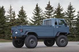 jeep forward control sema jeep reveals all six east safari concept models in the flesh