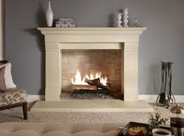 creative grey fireplace surround home design very nice unique in