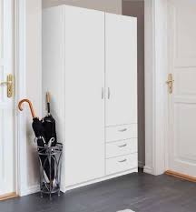 cdiscount armoire de chambre cdiscount armoire de chambre varia style contemporain à 79 99