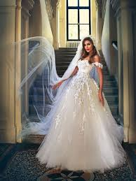 Wedding Dresses Ball Gown Wedding Dress Martine Magical Ball Gown By Royal Bride