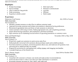 Salesperson Skills Resume Sample Real Estate Private Equity Resume
