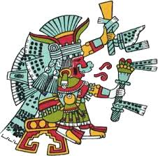 imagenes idolos aztecas metztli o yohualticitl dioses aztecas las revelaciones del tarot