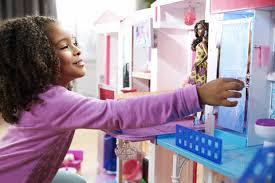 Vintage Barbie Dream House Youtube by Barbie Hello Dreamhouse Target