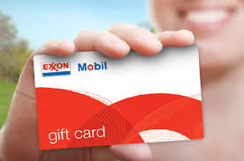 gasoline gift cards 100 exxon mobil gift card only 90 shipped hip2save
