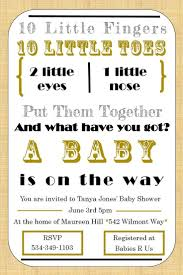 118 best baby baby shower invitations images on pinterest